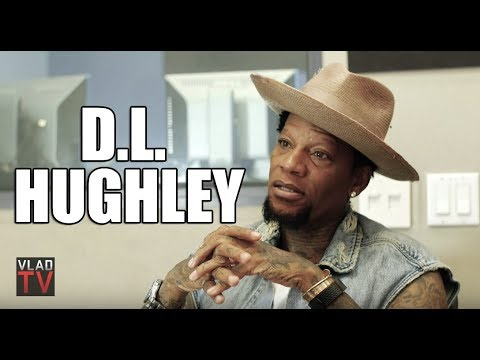 DL Hughley on EJ Johnson: You Can Like Men, Don't Have to Dress Like a Woman Part 13