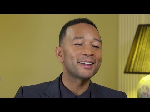 The song that John Legend sings to his daughter