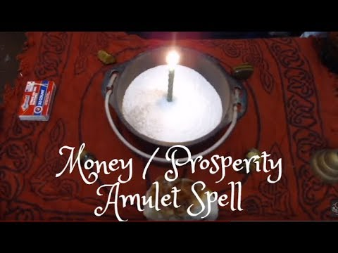 How To: Money Amulet/Charm