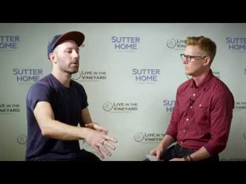 Mat Kearney Interview - Sutter Home Exclusive