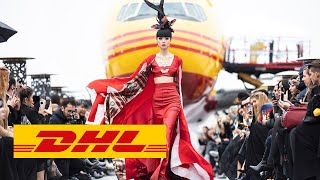 Supermodel and the world's most innovative fashion show producer jessica minh anh made history yet again with first ever catwalk centered around glob...