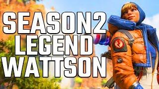 Apex Legends Wattson Gameplay + Abilities