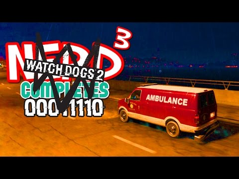 Nerd³ Completes... Watch Dogs 2 - 30 - Art of the Ambush