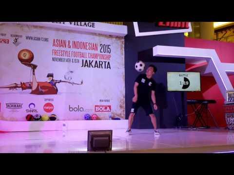 AFFC 2015 Jakarta | TOP 16 - Beta (Indonesia) vs Tungage (Vietnam)