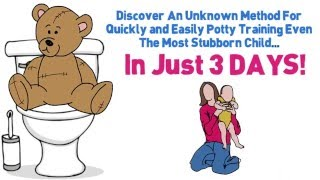 Potty Training Boys Age 2 And Age 3