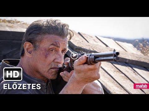 RAMBO 5: UTOLSÓ VÉR - Magyar Szinkronos Előzetes (16E) letöltés