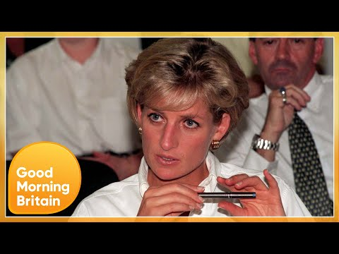 Was Princess Diana Too Vulnerable to do the 'Three in My Marriage' Interview? | Good Morning Britain