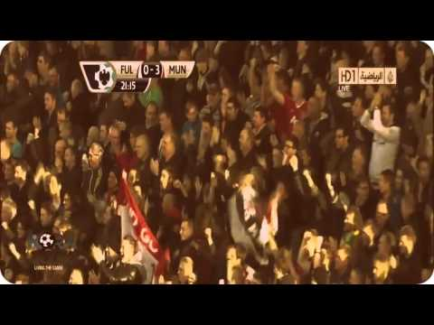 Fulham vs Manchester United 1-3 All Goals Highlights 2/11/2013 EPL