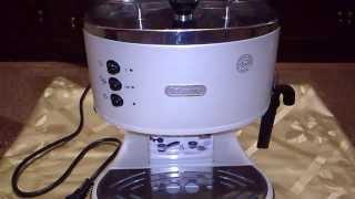 Кофеварка Delonghi eco 310w(Кофеварка Delonghi есо 310w -- качественное современное устройство для приготовления невероятных напитков из..., 2014-06-09T17:40:11.000Z)