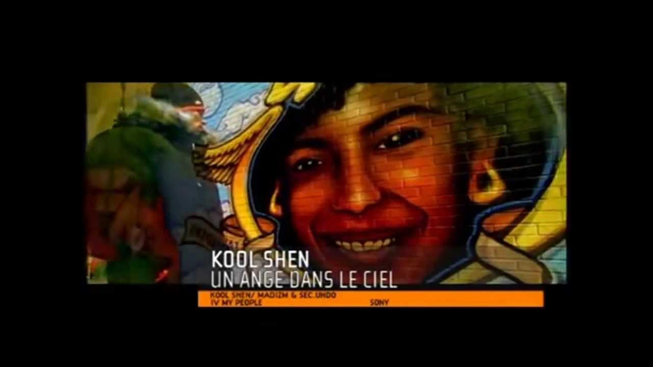 kool shen un ange dans le ciel mp3