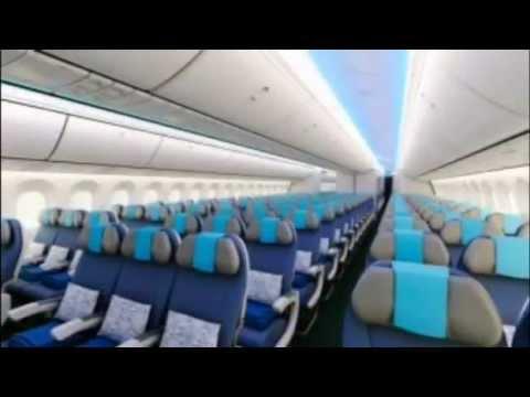 Boeing 787 the dreamliner