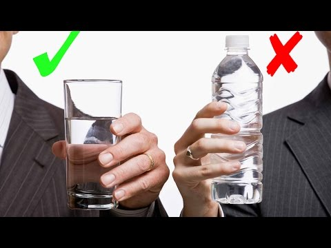 Never Drink Water From A Plastic Bottle Again. Here Is Why...