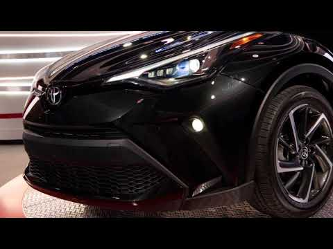 THE OFFICIAL NEW 2020 TOYOTA CH-R (FACELIFT) #Toyota #New #2020 #SUV #crossover