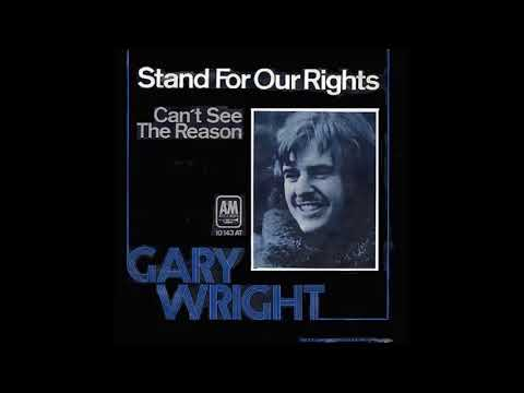 Gary Wright  - I Can't See No Reason