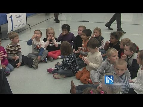 Mintonye students learn about farms