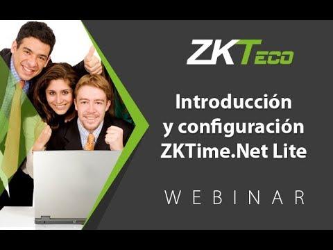 Webinar: ZKTime.Net Lite (9 Jun 2015)