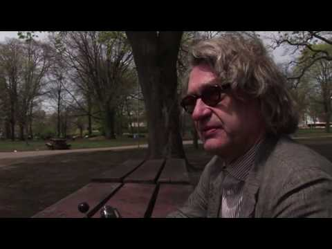 An afternoon with Wim Wenders  Part 1 of 3