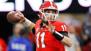 College Football Playoff Rankings Predictions / GEORGIA OR MICHIGAN IN?