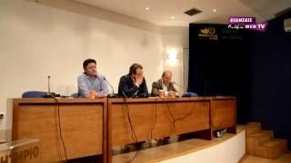Παραστατίδης:Αδυναμία και απροθυμία του ΣΥΡΙΖΑ για άνοιγμα στην κοινωνία-Eidisis.gr webTV