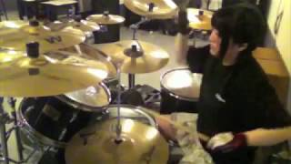 "ARCH ENEMY ""Yesterday Is Dead And Gone"" Drumcover - Fumie Abe -"