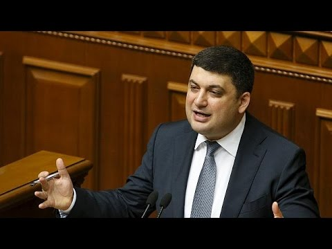 Volodymyr Groysman is new Ukraine Prime Minister