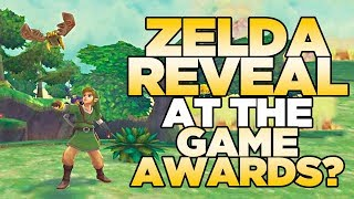 Are We Getting a Zelda Reveal at The Game Awards?