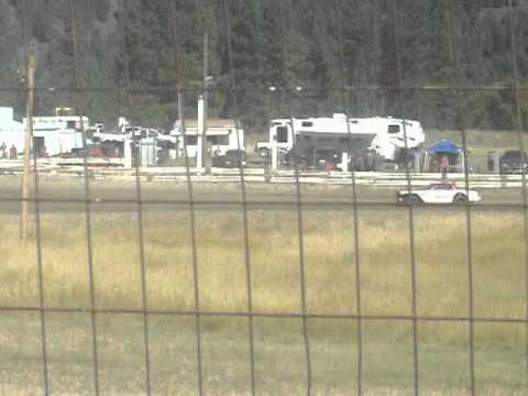 Eagle Track Raceway Mike Olmstead Time In Sept 20th 2014