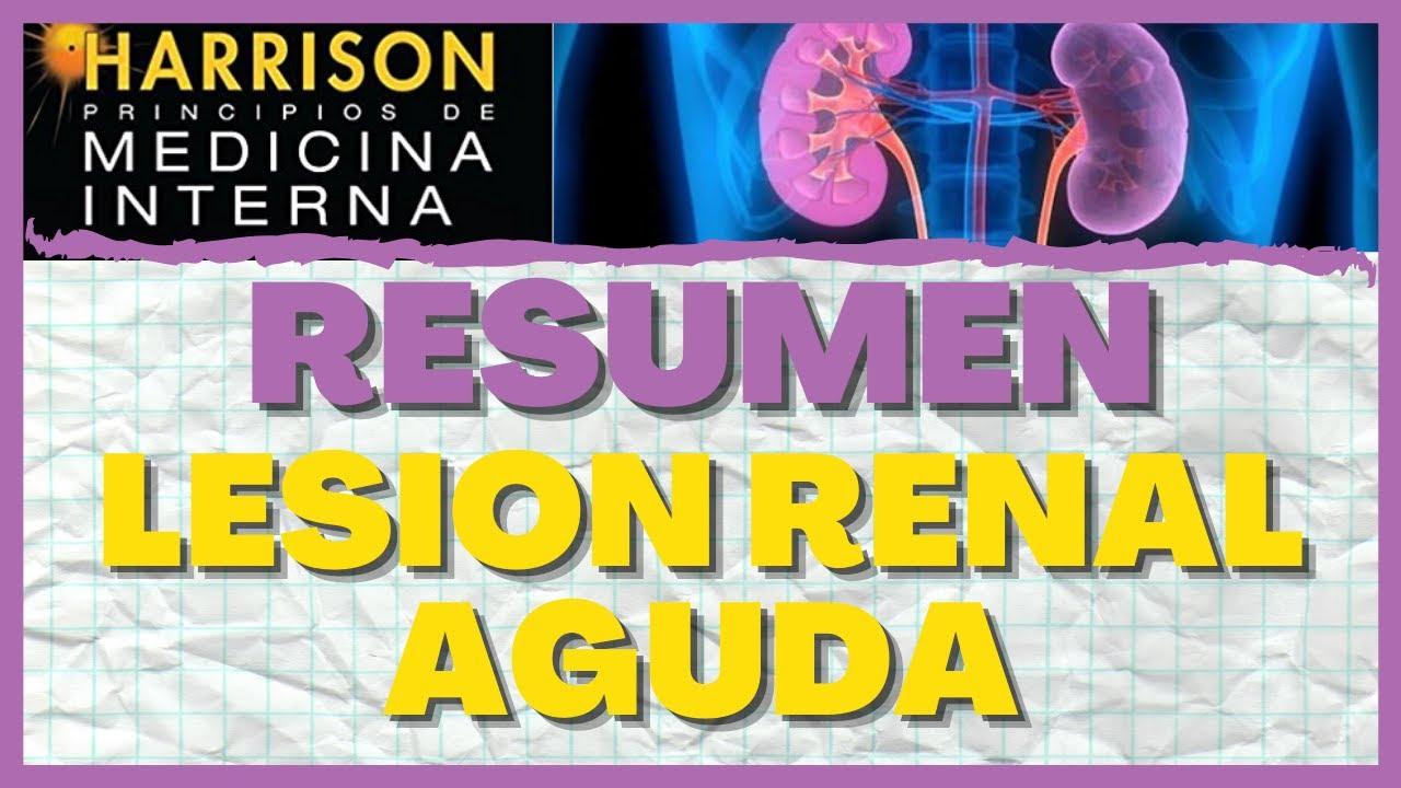 ¿La hipertensión causa insuficiencia renal aguda?