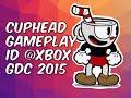 Cuphead Gameplay ID@Xbox GDC 2015