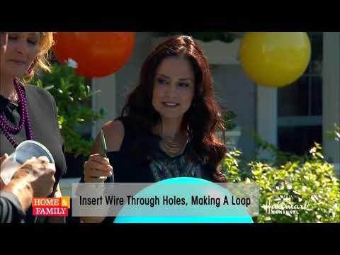 Susan J. Sullivan, Entertainment Producer: Tanya Memme Giant Ornaments