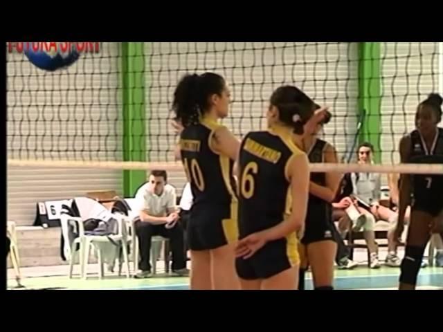 Cittaducale vs Bastia Umbra - 1° Set