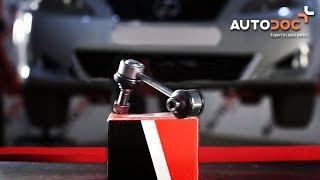 Lexus IS XE2 karbantartás - videó útmutatók