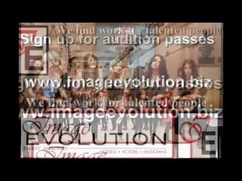 Image Evolution Talent Directory for models, actors and singers