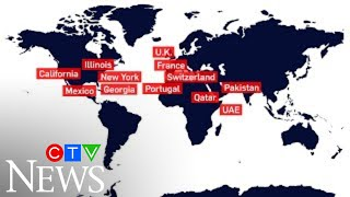 Passengers with COVID-19 keep arriving in Canada on international flights