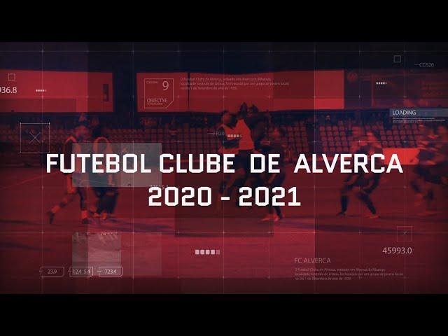 FC Alverca Plantel 2020 - 2021