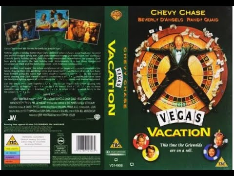Original VHS Opening: Vegas Vacation (1997 UK Rental Tape)