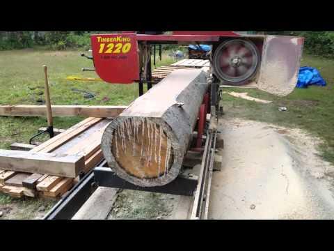 Timberking 1220 Sawmill