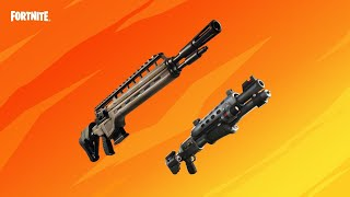 NEW UPDATE!! TAC SHOTGUN is BACK! (Fortnite Season 6)