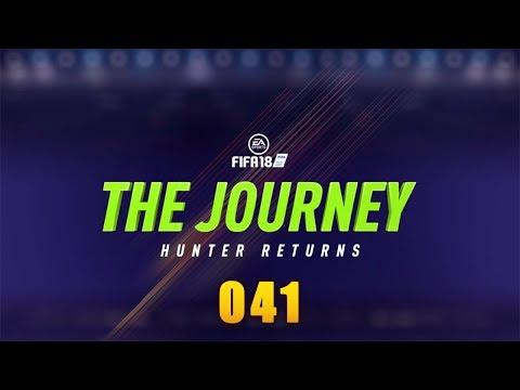 Das Ende / Finale 🔥⚽ FIFA18 - The Journey 2: Hunter Returns #041 [Gameplay German┊Deutsch]