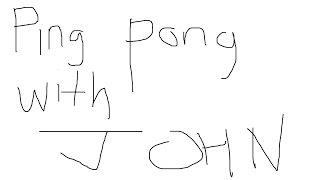 How to Ping Pong (ft. John David Araneta)