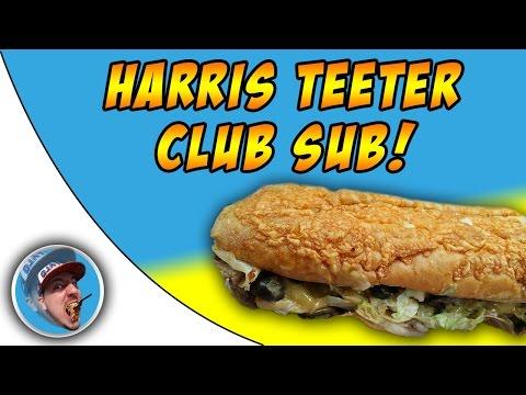 Harris Teeter Club Sub! - Food Review!