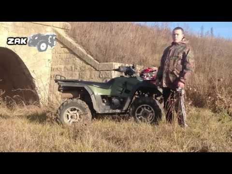 Обзор квадроцикла STELS ATV 300