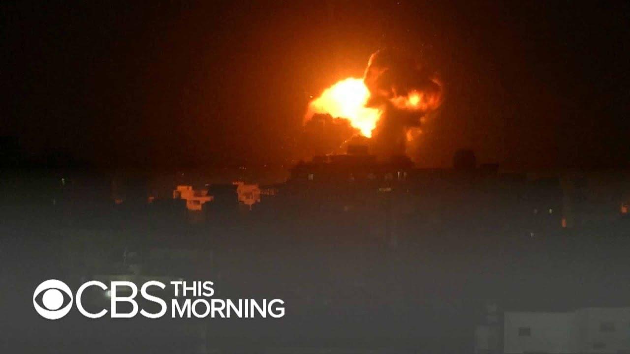 Israel and Gaza on high alert after violence flares up