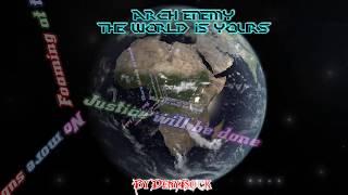 Скачать Arch Enemy The World Is Yours Lyric HD