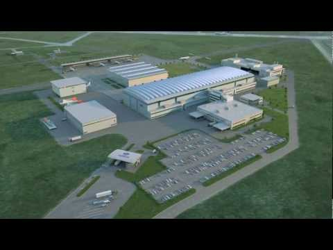Airbus Mobile Alabama Factory Walkthrough