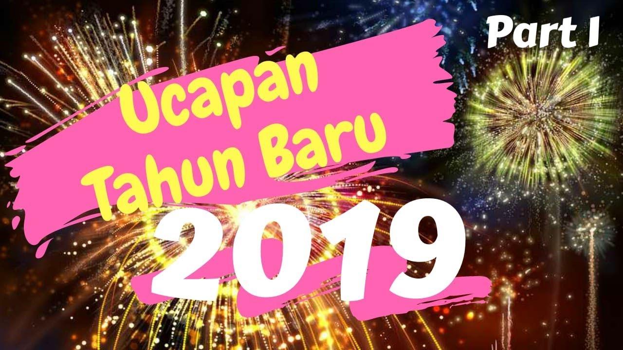 Kata Ucapan Dan Kata Mutiara Selamat Tahun Baru 2019 Keren