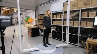 Самый быстрый в мире 3Д сканер