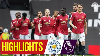 Greenwood strikes in Reds defeat | Manchester United 1-2 Leicester City | Premier League