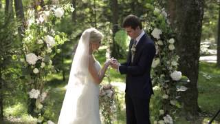 Сказочная свадьба в