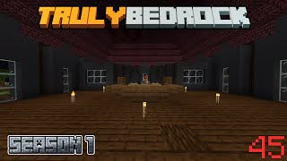 Truly Bedrock Episode 45: Hall Interiors